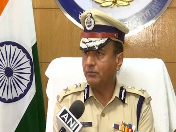 Haryana DGP Manoj Yadava (file photo)