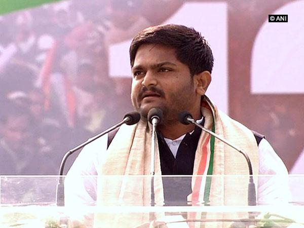 Patidar leader Hardik Patel (File Photo)