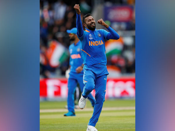India all-rounder Hardik Pandya