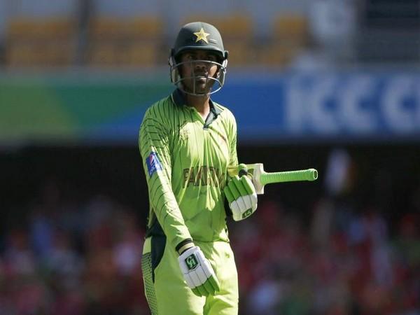 Pakistan batsman Haris Sohail