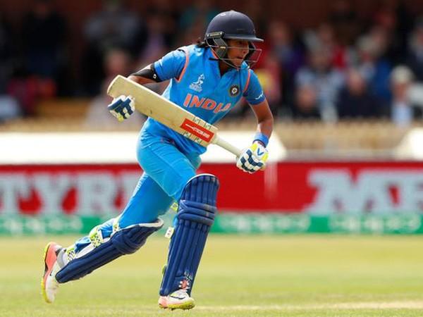 India T20I captain Harmanpreet Kaur