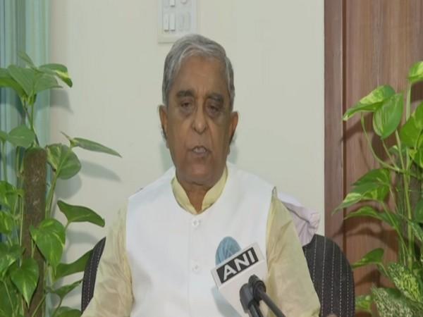 BJP Rajya Sabha MP Harnath Singh Yadav (File photo)