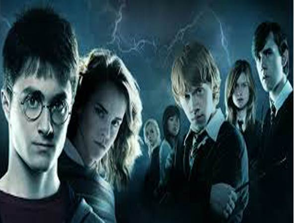 Poster of 'Harry Potter'