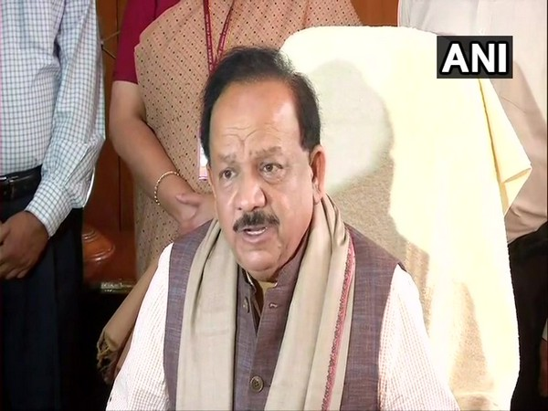 Union Health Minister Dr Harsh Vardhan (File pic)