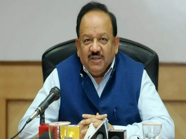 Union Health Minister Dr. Harsh Vardhan (File Photo/ANI)