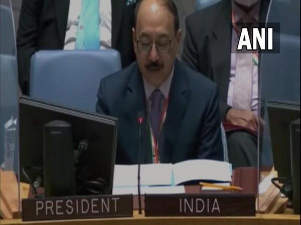 Foreign Secretary Harsh Vardhan Shringla (Photo/ANI)