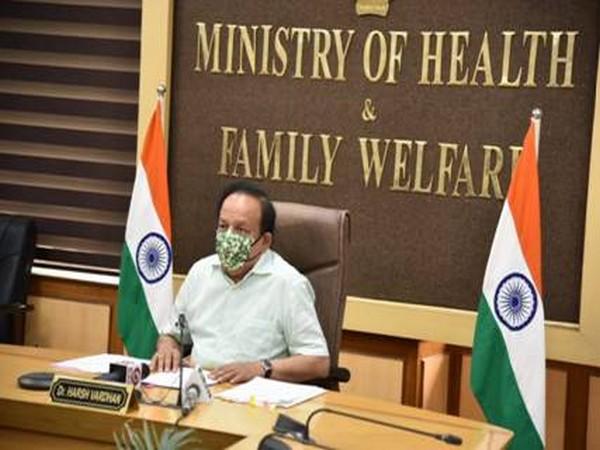 Union Health and Family Welfare Minister, Dr Harsh Vardhan (Photo/PIB)