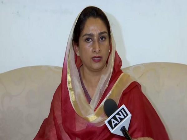 Union Food Processing Industries Minister Harsimrat Kaur Badal
