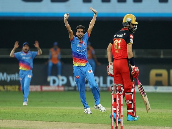 Delhi Capitals all rounder Harshal Patel (Image: BCCI/IPL)
