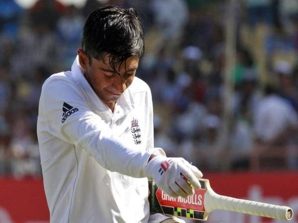 England batsman Haseeb Hameed