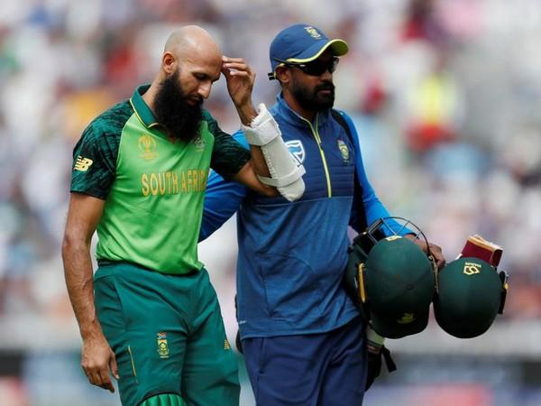 South Africa batsman Hashim Amla