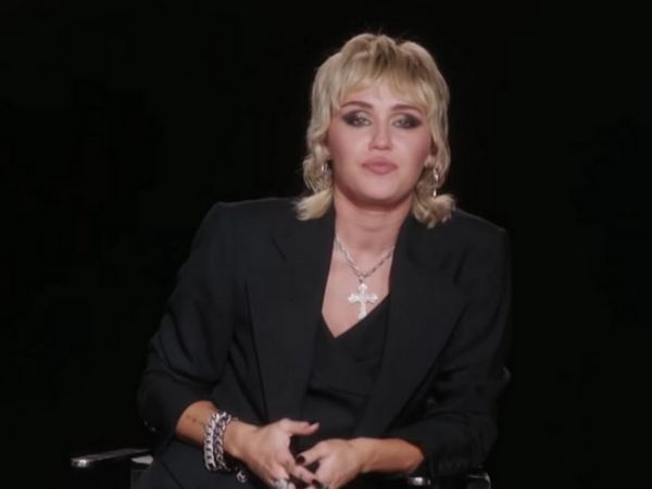 Singer and Songwriter Miley Cyrus