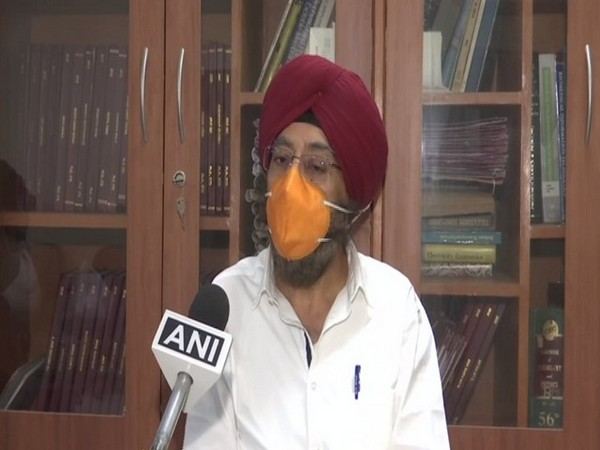 Dr Harpal Singh, professor at the Institute's Centre for Biomedical Engineering (Photo/ANI)