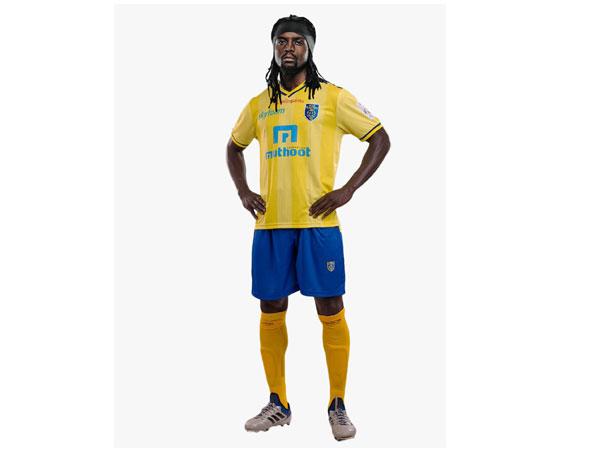 Zimbabwean Defender Costa Nhamoinesu (Photo/ Kerala Blasters FC)