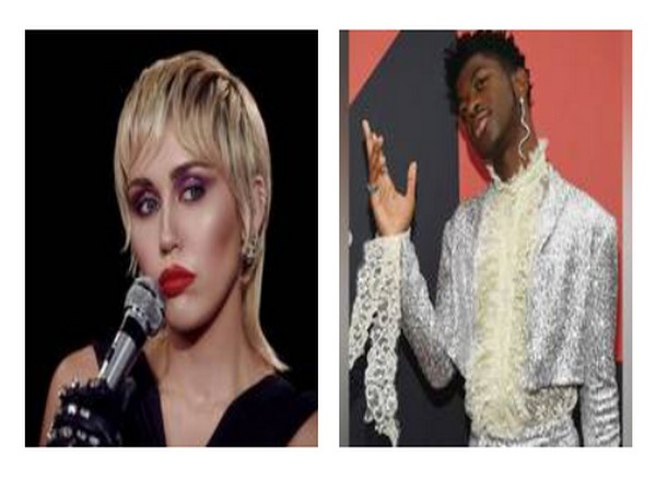 Miley Cyrus and Lil Nas X