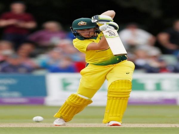 Australian cricketer Alyssa Healy