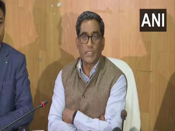 Bihar's principal health secretary Pratyay Amrit.
