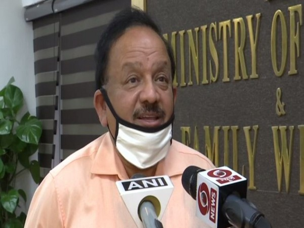 Union Health and Family Welfare Minister Dr Harsh Vardhan