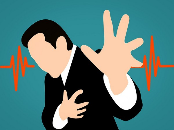 Burnout syndrome linked to cardiac disease: Study