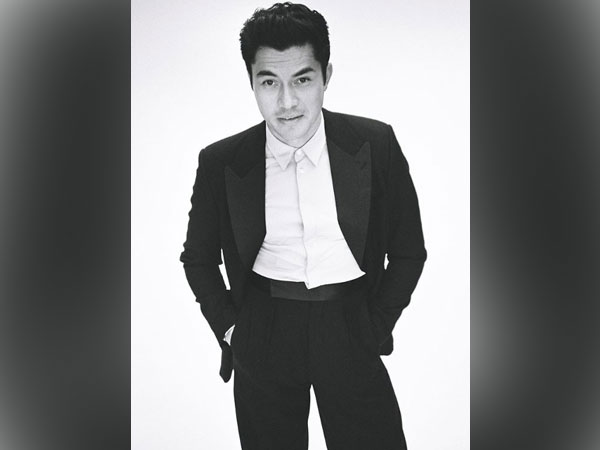 Actor Henry Golding (Image source: Instagram)