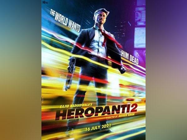 Poster of 'Heropanti 2' (Image Source: Instagram)