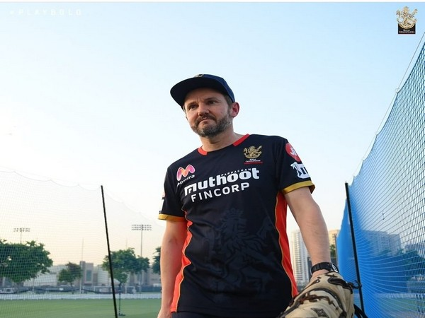 RCB Director of Cricket, Mike Hesson. (Photo/ RCB Twitter)