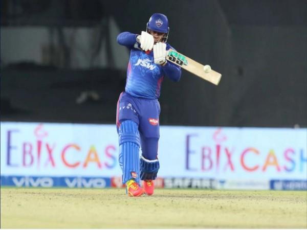 Delhi Capitals' batsman Shimron Hetmyer (Photo/ iplt20.com)