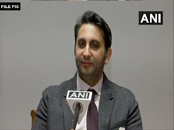Serum Institute of India CEO Adar Poonawalla. [Photo/ANI]