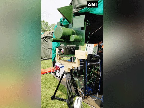 Defence Research and Development Organisation (DRDO) has developed a comprehensive anti-drone solution and technology (Photo/ANI)