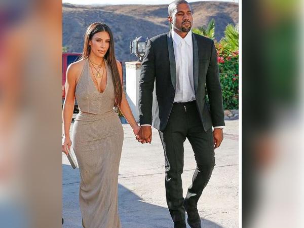 Kim Kardashian, Kanye West (Image courtesy: Instagram)