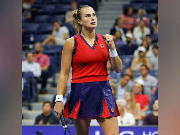 Aryna Sabalenka (Photo: Twitter/US Open)