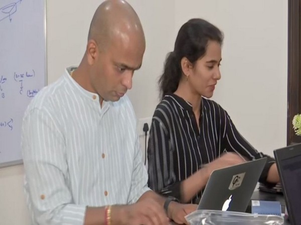Founders of Phi Factory, Praveen Kumar Gorakavi and Dr Meghana Reddy
