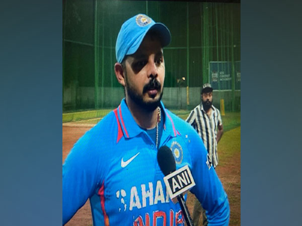 Sreesanth will play in the KCA President's Cup T20 tournament