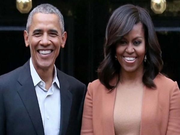 Barack Obama, Michelle Obama (Image source: Instagram)