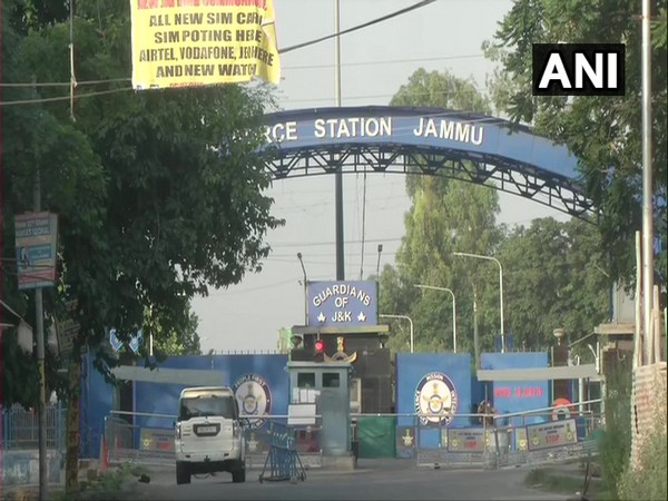 Visual from the spot of the attack. (File Photo/ANI)