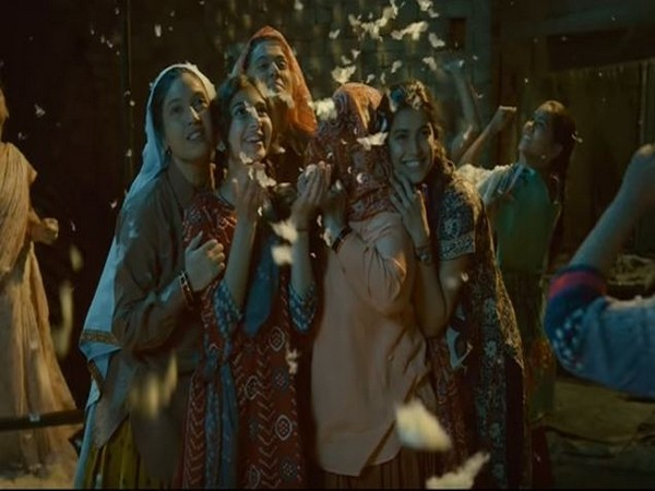 A still from the song (Courtesy: Twitter)