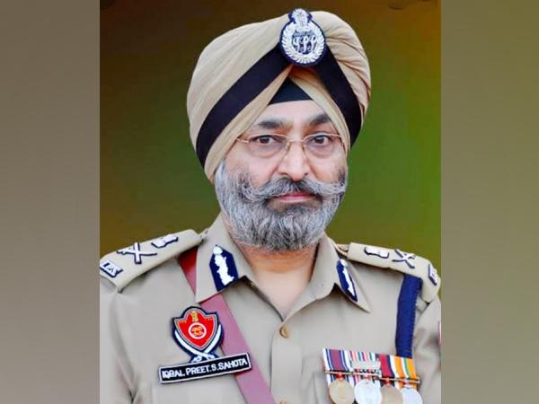 IPS Iqbal Preet Singh Sahota.