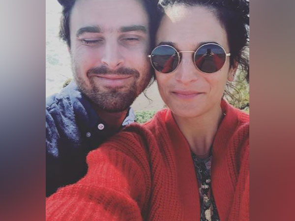 Jenny Slate and Ben Shattuck, Image Courtesy: Instagram