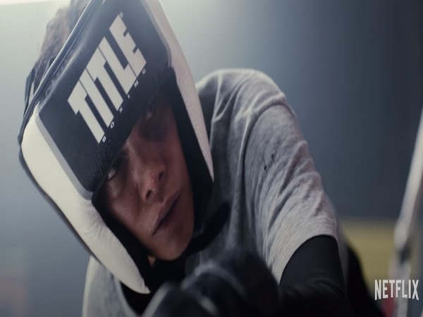 Halle Berry as Jackie Justice in 'Bruised' (Image source: YouTube)