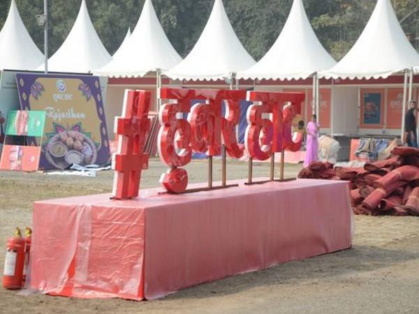 Hunar Haat being organised in Panaji. (Photo: PIB)
