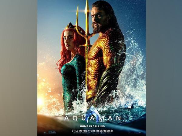 Poster of 'Aquaman' (Image source: Instagram)