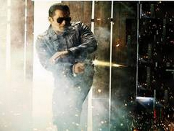 Salman Khan in a still from 'Radhe: Your Most Wanted Bhai'