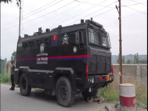 Black Panther Command Control Vehicle