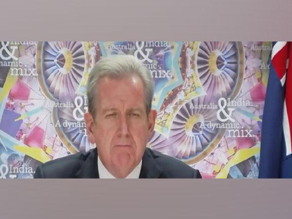 Australian High Commissioner Barry O'Farrell