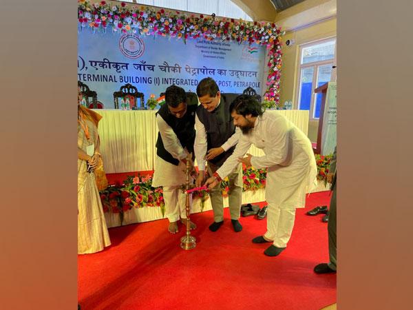 MoS home affairs Nityanand Rai inaugurated passenger Terminal Building (1)