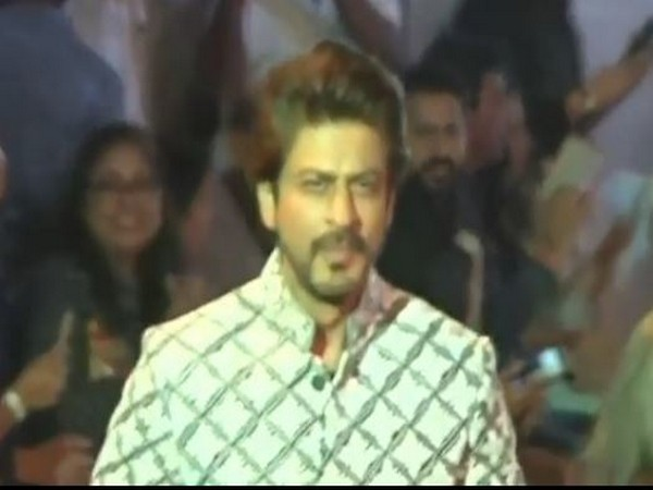 A still from the video featuring Shah Rukh Khan (Image courtesy: Instagram)