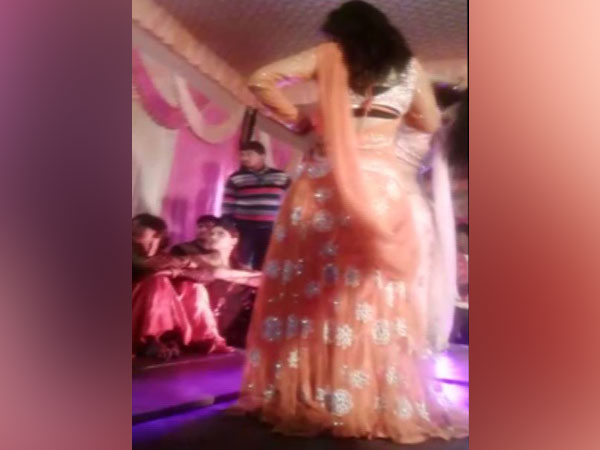 Woman shot for stopping dance performance at a wedding in Chitrakoot [Photo/ANI]