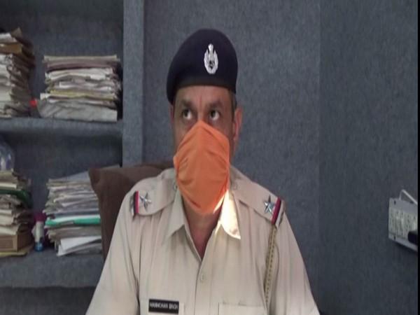 Police Inspector Manmohan (Photo: ANI)