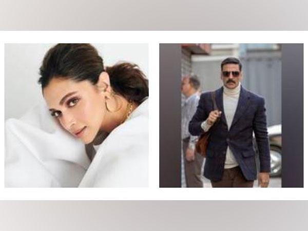 Deepika Padukone, Akshay Kumar bag Dadasaheb Phalke Award for 'Best Actor'