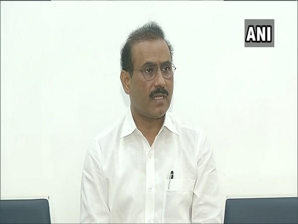 Maharashtra Health Minister Rajesh Tope (file pic/ANI).